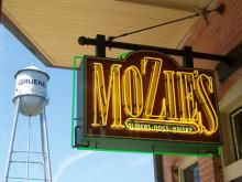 Mozies in Gruene, TX - hill country area. Our fave place! Great food and fresh margs made daily.