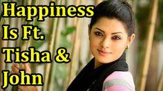Happiness Is Ft Tisha & Jon | New Bangla Romantic Natok [HD]