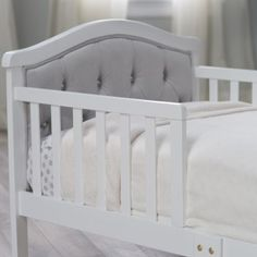 Orbelle Upholstered Toddler Bed