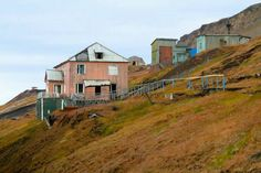 Barentsburg - Arktis, North Pole - Svalbard