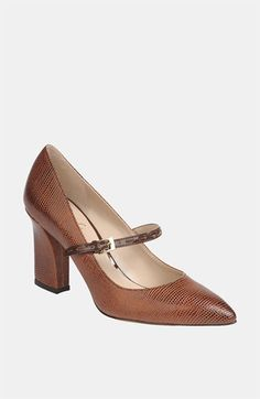 Franco Sarto 'Instinct' Mary Jane Pump available at #Nordstrom