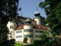 Artstetten Castle.