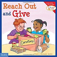 Social skills book list: Reach Out and Give