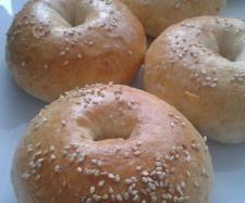 Rezept Bagels von Ma-Malina - Rezept der Kategorie Brot & Brötchen