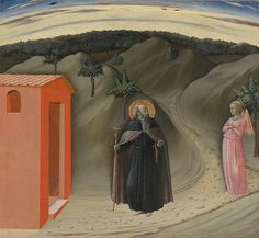 The Temptation of Saint Anthony Abbot By The Art 101 Museum Collection Published by The Greenwich Workshop