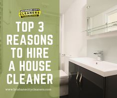 Find out why it's totally worth it to hire a house cleaner in Brisbane.  #Brisbane #housecleaners
