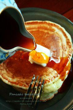 Pancake|ホットケーキ