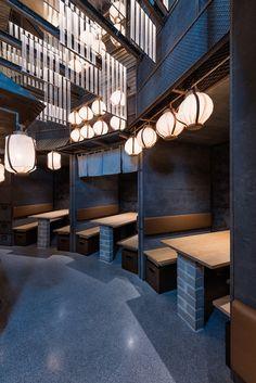 Hikari Yakitori Bar by Masquespacio, Valencia