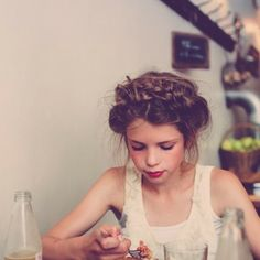 messy braid 2 - Summer inspiration - Places & Co.