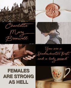 """Charlotte Mary Branwell // aesthetic "" ""People were intrinsically selfish, and many hated the idea of a woman in charge of the Institute. They would not put themselves at risk for her. Only a few weeks ago he would have said the same thing about..."