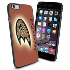 NHL HOCKEY Anaheim ducks logo, Cool iPhone 6 Smartphone Case Cover Collector iphone TPU Rubber Case Black Phoneaholic http://www.amazon.com/dp/B00UXUT3VE/ref=cm_sw_r_pi_dp_Xsmnvb0BNTCRZ