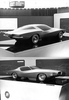 Strange Buick concept