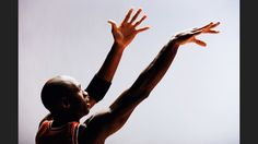 """Walter Iooss Jr's photo gallery entitled """"Open Air"""" - 30 years of photographing the iconic athlete Jeffrey Jordan, I Love Basketball, Air Photo, Journal Covers, Michael Jordan, Athlete, Photo Galleries, Jordans, Jr"""