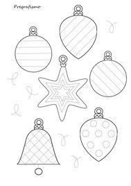 Escuela infantil castillo de Blanca: BOLAS NAVIDEÑAS Noel Christmas, Christmas Colors, Christmas Decorations, Christmas Ornaments, Christmas Templates, Christmas Printables, 1st Grade Crafts, Christmas Activities For Kids, Theme Noel
