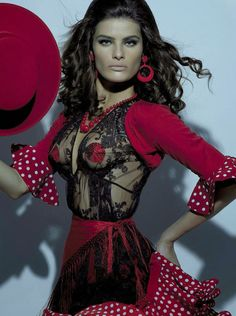 Isabeli Fontana & Timo Nunez for Vogue Italia by Steven Meisel
