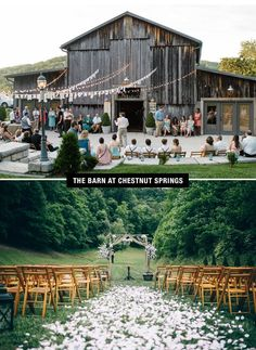 The Barn at Chestnut Springs in Sevierville, Tennessee