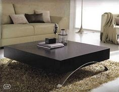 De Sala On Pinterest Mesas Modern Coffee Tables And