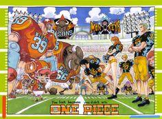 One Piece Manga Kapitel 858