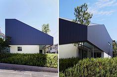 Architektur: Ein Wohnhaus mit integriertem Baum | KlonBlog
