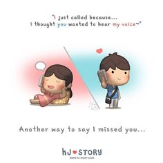 HJ-Story comic of love! Little cute romance episodes of love and happiness to brighten up your day. Hj Story, Love Cartoon Couple, Cute Couple Quotes, Cute Quotes, Chibi Couple, Cartoon Love Quotes, Hubby Quotes, Couples Quotes Love, Cute Love Couple