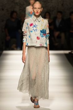 Missoni Spring 2015 Ready-to-Wear Fashion Show