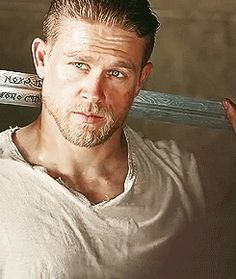 I have a ridiculous obsession with Charlie Hunnam. I do not own any of the lovely photos here,...