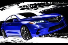 Media and officially released digital illustrations created by John Frye at Honda R&D.