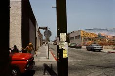 Magnum Photos Blog - Harry Gruyaert, Usa, California, Los Angeles, 1982