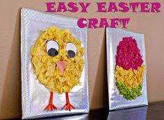 Tutorial : Easy Easter Decorations