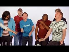 """Pepper Challenge. This is beautiful! I love how Matt allows  Stephen and Whitney to switch """"because they're married"""""""