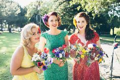 Colourful Mexican Inspired Wedding in Perth