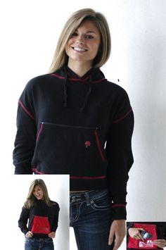 Womens Pullover Hoodie Sweatshirt