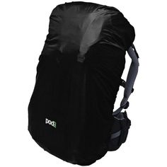 "Camping Bags : Backpack and accessories :""Podsacs Ruck Sac Raincover - Black : Large"" * New and awesome product awaits you, Read it now"