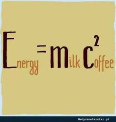 Einstein recomendaba el café con leche... ;)))