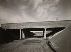 This is a brilliant image - the same year as Weston's first Point Lobos images. Werner Mantz. 'Bridge' 1929 http://artblart.com/2016/01/17/photograph-werner-mantz-bridge-1929/