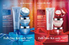Anew Rejuvenate and Anew Reversalist Full Size Regimen Kits on sale for $59.99. Shop this sale online through 12/12/2012 at http://eseagren.avonrepresentative.com/