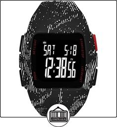 Adidas De los hombres Duramo Digital Casual Cuarzo Reloj ADP3184 de  ✿ Relojes para hombre - (Gama media/alta) ✿