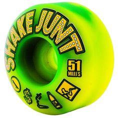 Hubba - Shake Junt 51milli's