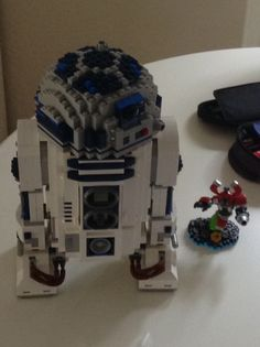 R2D2 in the house