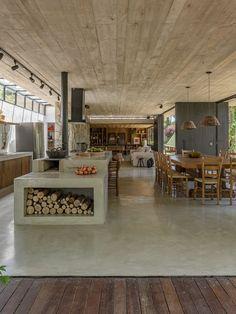 Kitchen Interior, Home Interior Design, Kitchen Decor, Kitchen Dining, Dream Home Design, House Design, House Outside Design, Future House, Home Kitchens