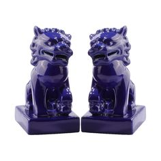 Wonder Foo Dogs from Birchbox. These wouldn't really go with our decor but I love them! Now if only they were owls. Japanese Foo Dog, C Wonder, Thing 1, Chinoiserie Chic, All Things Purple, Sweet Nothings, The Hamptons, Favorite Color, Statue