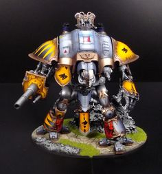 Space Wolves Knight