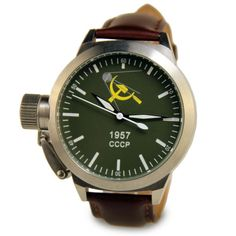 "Vostok ""SPUTNIK USSR"" watch"