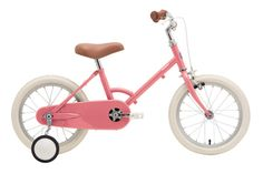 Momo by little tokyobike. Now THIS is the stylin' way to learn to ride a bike!