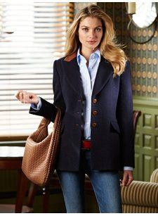 rixa navy jacket