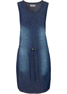 Vestido salopete jeans