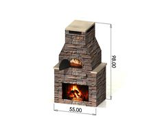 1000 Images About Fireplace With Pizza Oven On Pinterest Pizza Ovens Ovens And Backyard