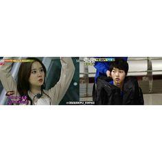 """▶[PIC] ChaeKi Couple on Running Man Ξ Ξ ➡ #InnocentMan #NiceGuy #ChaeKi #SongJoongki #MoonChaewon ⬅"""
