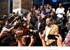 Call for Saturday vigil in solidarity with Al-Masry Al-Youm journalists referred to prosecution - Egipto