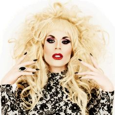 Katya! Possibly my very favorite Season 7 Queen.